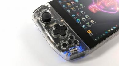AYA Neo - przenośna konsolka z Ryzen 5 4500U udźwignie nawet Cyberpunk 2077