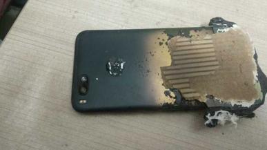 Bateria w Xiaomi Mi A1 wybuchła podczas ładowania obok śpiącego użytkownika