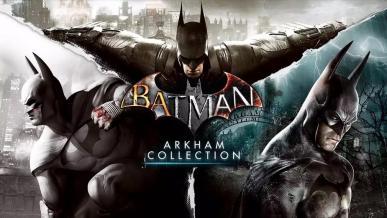 Batman Arkham Collection i LEGO Batman Trilogy za darmo na Epic Games Store