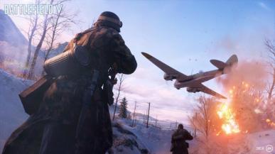 Battlefield V od jutra z trybem kooperacyjnym i wsparciem dla DLSS