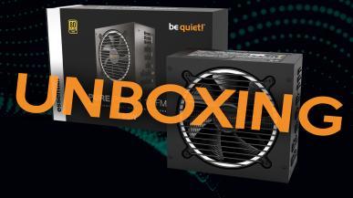 Unboxing i prezentacja be quiet! Pure Power 11 750 W FM - konkurent dla Seasonic Core?