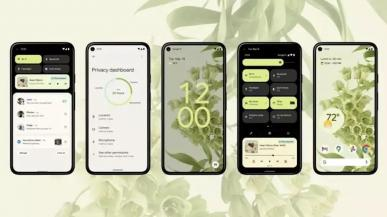 Beta Androida 12 pozwala kontrolować telefon za pomocą mimiki twarzy