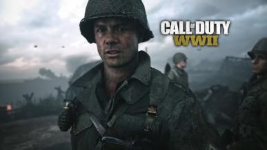 Beta Call of Duty: WWII na PC w tym miesiącu. Znamy wymagania