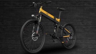 Bezior X500 Pro 500 W: szybki, elektryczny rower górski