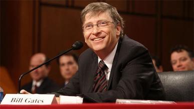Bill Gates zdradził dlaczego woli Androida od iOS