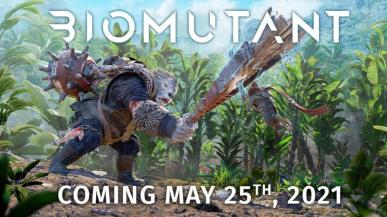 Biomutant w końcu otrzymał datę premiery. Gra tafi na PC i poprzednią generację konsol