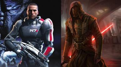 """Bioware wskrzesi jedną ze swoich """"prestiżowych marek"""". Mass Effect? KOTOR?"""