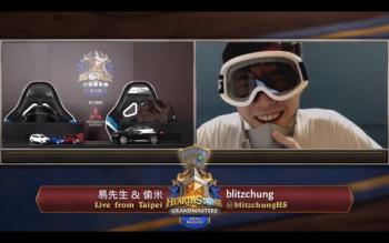 Blizzard banuje profesjonalnego gracza Hearthstone za popieranie Hongkongu