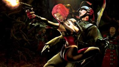 BloodRayne - kultowa wampirzyca powróci, by znów wysysać krew nazistów