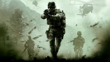 Call of Duty 4: Modern Warfare trafiło do Wstecznej Kompatybilności