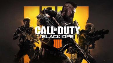 Call of Duty: Black Ops 4 - tryb Blackout (battle royale) na zwiastunie
