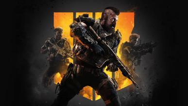 Call of Duty: Black Ops 4 zalicza świetny start pomimo braku fabuły