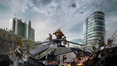 Call of Duty: Warzone wciąż przyciąga tłumy graczy