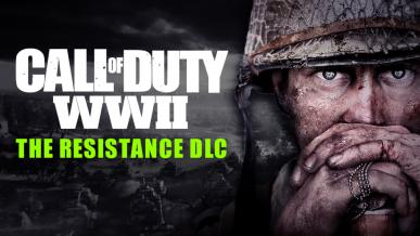 Call of Duty: WW2 - The Resistance - recenzja DLC