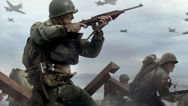 Call of Duty WWII - multiplayer bez swastyk ale z wyborem rasy i płci