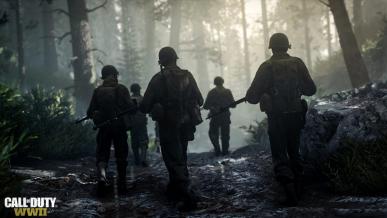Call of Duty WWII: wolniejszy, bardziej taktyczny multiplayer