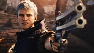 Capcom usunął Denuvo z Devil May Cry 5