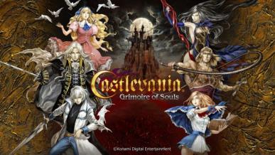 Castlevania - popularna seria gier wideo powraca, ale... tylko na iPhone'y