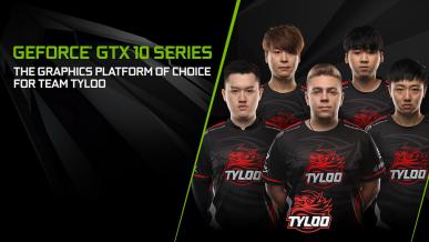 Chińska drużyna CS:GO - TYLOO dołącza do GeForce Esports