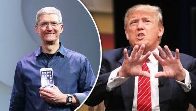 Chiny grożą odcięciem sprzedaży iPhone jeśli Trump spełni swoją obietnicę wyborczą