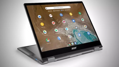 Chromebooki cieszyły się ogromną popularnością w 2020 roku