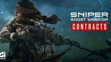 CI Games zapowiedziało Sniper Ghost Warrior Contracts