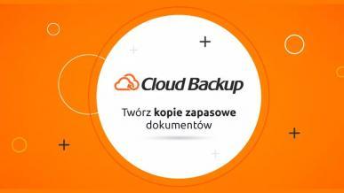 Cloud Backup - test usługi kopii zapasowej w chmurze od nazwa.pl