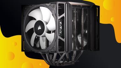 Corsair A500 - test potężnego chłodzenia procesora