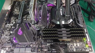 Corsair prezentuje najszybszy 32 GB zestaw pamięci RAM