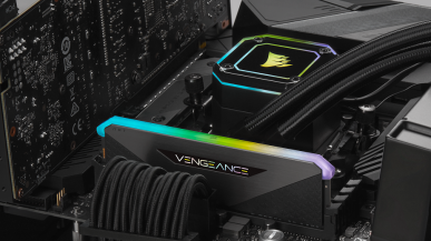 Corsair prezentuje nowe pamięci DDR4 z serii VENGEANCE
