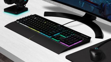 Corsair wprowadza do oferty klawiatury gamingowe - K55 RGB PRO i K55 RGB PRO XT