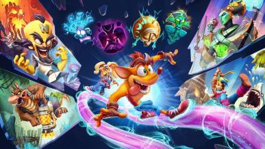 Crash Bandicoot 4: Najwyższy czas zapowiedziany na PC, PS5, Xbox Series X i Nintendo Switch