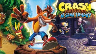 Crash Bandicoot N. Sane Trilogy - recenzja gry