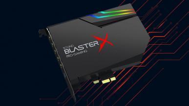 Creative Sound BlasterX AE-5 Plus - test karty dźwiekowej dla wymagających... i fanów kolorów