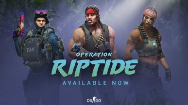 CS:GO Operation Riptide - operacja wprowadzająca nowe misje i zmiany w grze trafiła na Steam