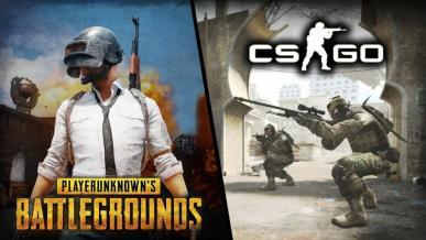 CS: GO traci na popularności przez PUBG