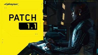 Cyberpunk  2077 - duży patch 1.1 wprowadza błąd uniemożliwiający postęp w grze