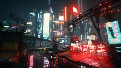 Cyberpunk 2077 może powodować ataki epilepsji. CD Projekt RED reaguje