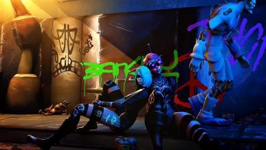 Cyberpunk 2077 spotyka World of Warcraft – ciekawa przeróbka fana