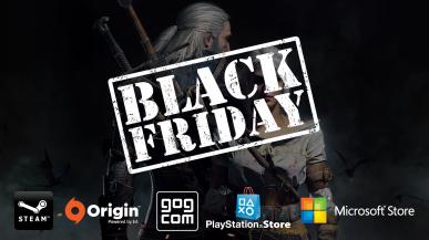 Czarny Piątek - przegląd ofert dla graczy