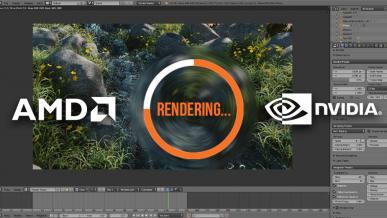 Czy sterowniki mają wpływ na rendering na GPU? Test wydajności w Blender