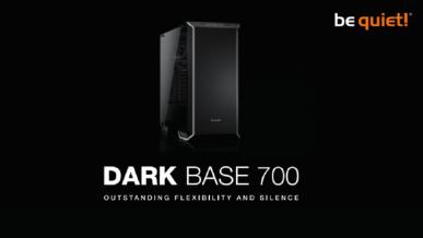 Dark Base 700 – modułowa obudowa od be quiet!