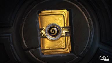 Darmowy pakiet złotych kart w Hearthstone dla posiadaczy Twitch Prime