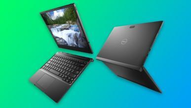 Dell Latitude - hybryda z Kaby Lake, ekranem 3K i bezprzewodowym ładowaniem