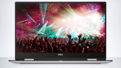 Dell XPS 15 2-in-1 to jeden z pierwszych laptopów z procesorem Kaby Lake G
