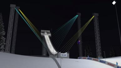 Nowa wersja Deluxe Ski Jump 4 doczekała się trailera. Premiera w przyszłym miesiącu
