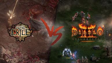 Diablo 2: Resurrected kontra Path of Exile. W co lepiej zagrać?