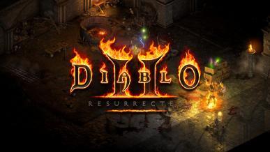 Diablo 2: Resurrected - recenzja. Legenda kuśtyka, ale wciąga jak diabli