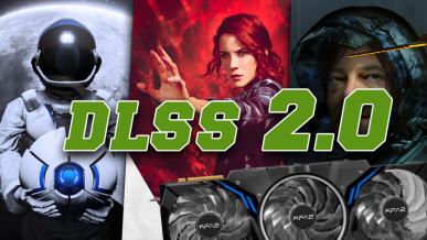 DLSS 2.0 w grach komputerowych - porównanie jakości obrazu i wydajności