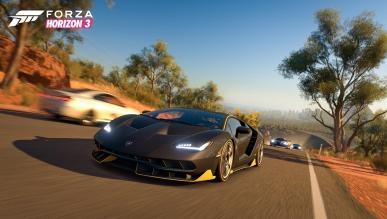Do PC-towej aktualizacji Forza Horizon 3 wkradł się poważny błąd!